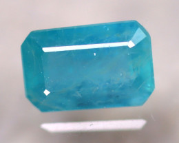 Grandidierite 1.26Ct Natural World Rare Gemstones D0814/B11