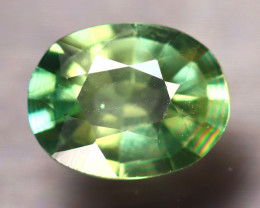 Apatite 1.85Ct Natural Paraiba Green Color Apatite D0817/B44