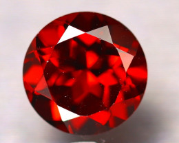 Almandine 1.60Ct Natural Vivid Blood Red Almandine Garnet  E0904/B3