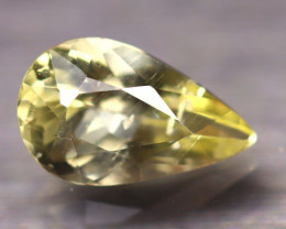 Heliodor 1.70Ct Natural Yellow Beryl E0910/A56