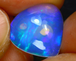 Welo Opal 3.40Ct Natural Ethiopian Play of Color Opal E0920/A57