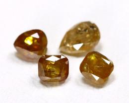 Diamond 1.10Ct Natural Untreated Genuine Fancy Diamond Lot BM10