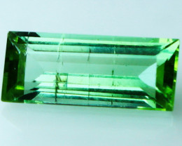 NR!!! 1.70 CTs Natural & Unheated~ Green Tourmaline Gemstone
