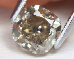 Orange Diamond 1.02Ct Natural Untreated Genuine Diamond BM14