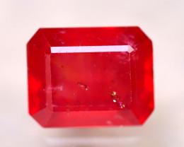 Ruby 3.22Ct Madagascar Blood Red Ruby DN74/A20