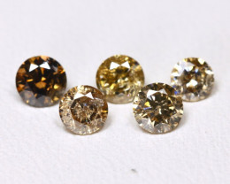 Diamond 1.02Ct Natural Untreated Genuine Fancy Diamond Lot BM88