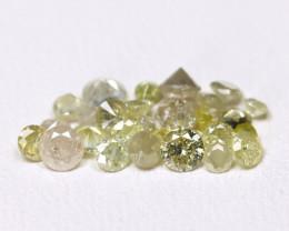 1.50Ct Yellow Color Diamond Natural Untreated Genuine Lot BM71
