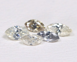 Diamond 0.41Ct Natural Untreated Genuine Fancy Diamond Lot BM27