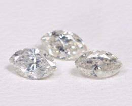 Diamond 0.40Ct Natural Untreated Genuine Fancy Diamond Lot BM31