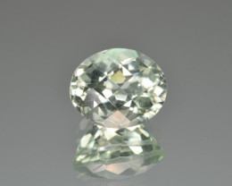 Natural Prasiolite 4.18 Cts Good Quality Gemstone