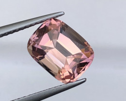 2.92 Stunning Baby Pink Color Congo Tourmaline