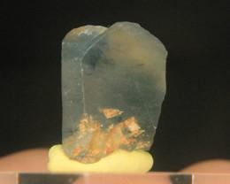 Rare Blue Riebeckite Quartz From Zagi Mountain, Hameed Abad Kafoor Dheri, P