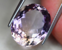 11.40ct Natural Bi color Ametrine Oval Cut Lot LZ7543