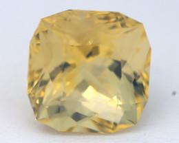 14.97Ct Natural Ethiopian Precision Cut Interesting Crystal Fire Opal C0716