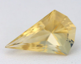4.92Ct Natural Ethiopian Precision Cut Interesting Crystal Fire Opal C0734