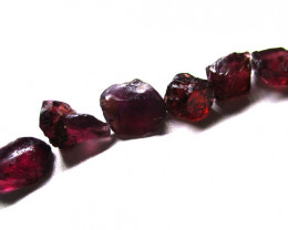 21.61tcw Natural Rhodolite Garnet Facetable