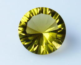 NR!!! 3.15 CTs Natural & Unheated~ Yellow Citirne Gemstone