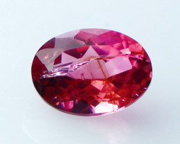 NR!!! 0.90 CTs Natural & Unheated~ Pink Tourmaline Gemstone