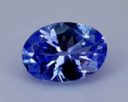 0.83Crt Natural Tanzanite Natural Gemstones JI15