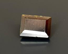 0.55Crt World Rarest Red Faceted Rutile Natural Gemstones JI15