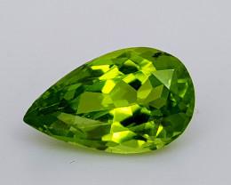 2.11Crt Peridot Pakistan Natural Gemstones JI15