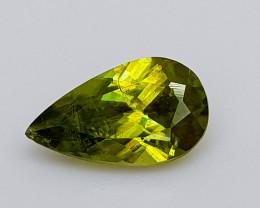 1.35Crt Sphene Color Change Natural Gemstones JI15