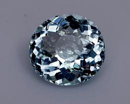 2.15Crt Santa Maria Aquamarine Natural Gemstones JI15