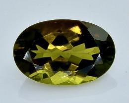 2.23 Crt  Tourmaline Faceted Gemstone (Rk-86)