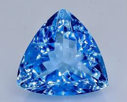 17.17 Crt Topaz Faceted Gemstone (Rk-86)