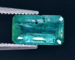 1.84 Crt  Emerald Faceted Gemstone (Rk-86)