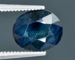 3.58 Crt Sapphire  Faceted Gemstone (Rk-86)