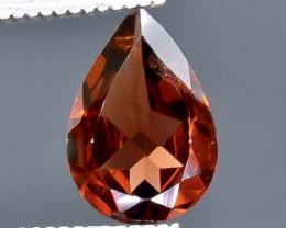 1.53 Crt  Garnet Faceted Gemstone (Rk-86)