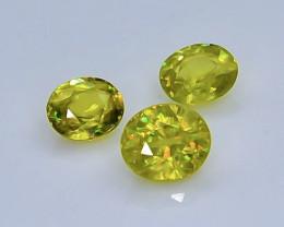 1.32 Crt  Sphene Faceted Gemstone (Rk-86)