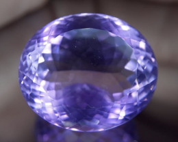 Amethyst, 41.15ct, perfect cut, very very small inclusions!