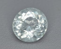 Natural Aquamarine 3.02 Cts Good Quality Gemstone