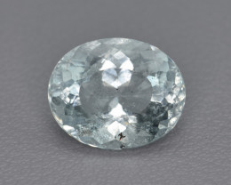 Natural Aquamarine 3.52 Cts Good Quality Gemstone