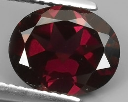2.55 CTS MARVELOUS NATURAL RHODOLITE  DAZZLING  NR!