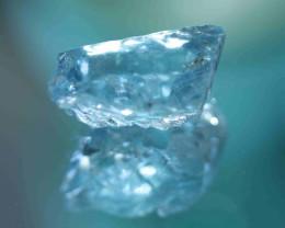 23.9cts Facet Grade Aquamarine from Madagascar