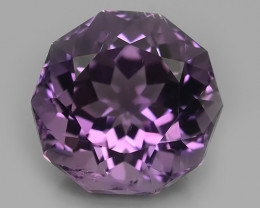 4.10 CTS SUPERIOR! TOP PURPLE-VIOLET-AMETHIYST GENUINE FANCY ROUND CUT