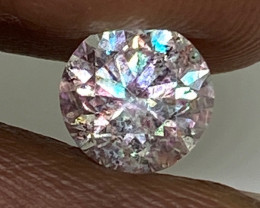 (16) Certified $3313 Gorgeous 1.05cts SI2 Nat White Round Loose Diamond
