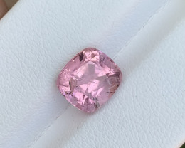 3 carats baby pink colour Tourmaline Gemstone From Afghanistan