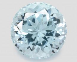 8.20 Ct Aquamarine Awesome Cut Color Gemstone Pakistan AQ15