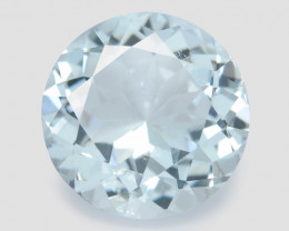 5.88 Ct Aquamarine Awesome Cut Color Gemstone Pakistan AQ18