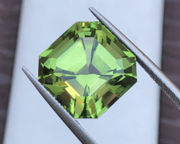 Natural Peridot 12.80 carat Beautiful Gemstone