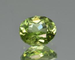 Natural Himalayan Peridot 3.64 Cts Precision Cut Gemstone