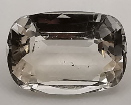 Topaz: 5.32ct, excellent luster, great shape!