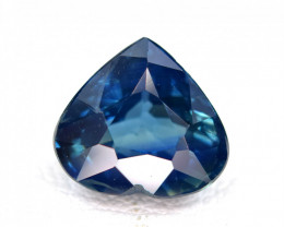 2.90Carat Heated Sapphire Cut Gemstone
