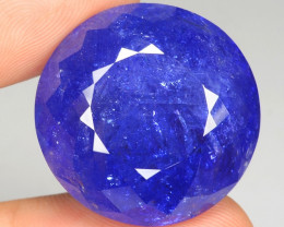 Tanzanite 67.20 Cts Amazing rare AAA Violet Blue Color Natural Gemstone