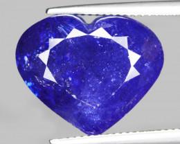 *No Reserve* 20.69 Cts  Amazing rare Violet Blue Color Natural Tanzanite Ge