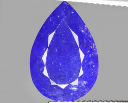 6.75 Cts Amazing rare Violet Blue Color Natural Tanzanite Gemstone
